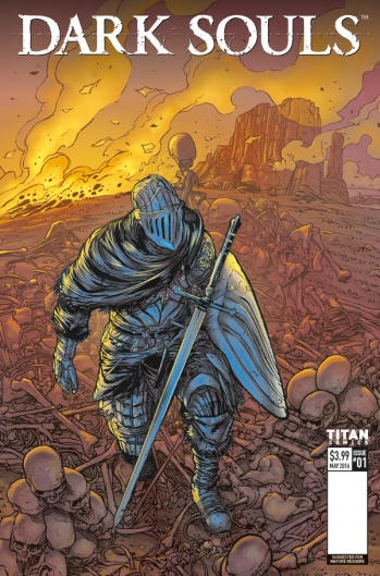 DarkSouls1_Cover D by Marco Turini