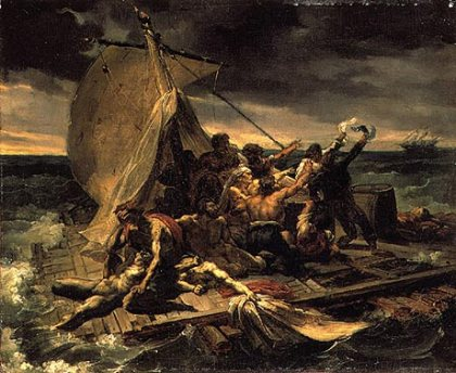 Gericault_First_sketch_for_the_Raft_of_the_Medusa_c1818-19-22tu02z