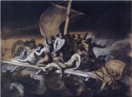 Studio-della-Zattera-della-Medusa-episodi-di-cannibalismo