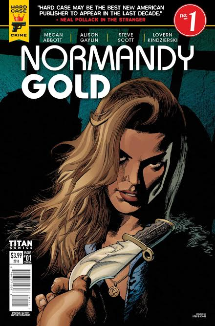 Normandy Gold 2