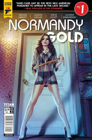 Normandy Gold 5