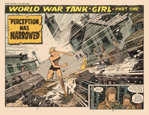 Tank Girl 7