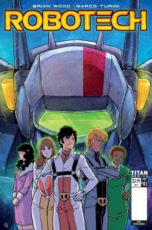 Robotech 4