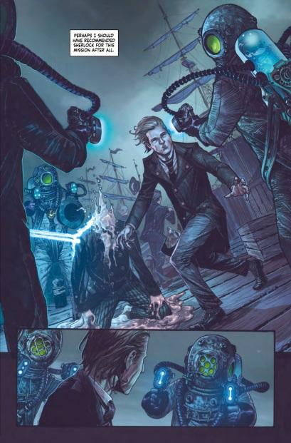 Mycroft Holmes Page 3