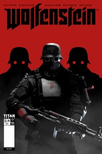 Wolfenstein Cover B