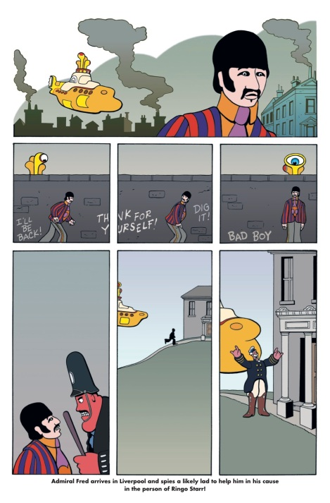 Yellow Submarine Preview 2