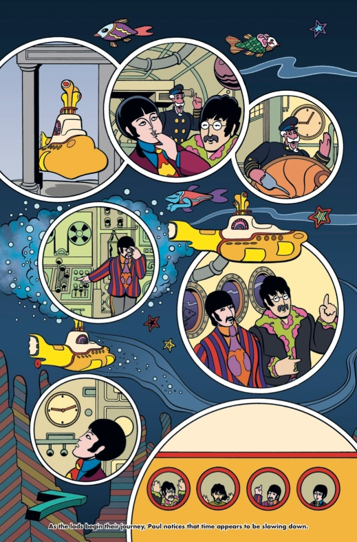 Yellow Submarine Preview 3