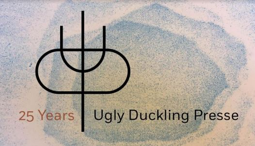 Ugly Duckling Presse 25 Years.JPG
